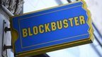 Blockbusters sign