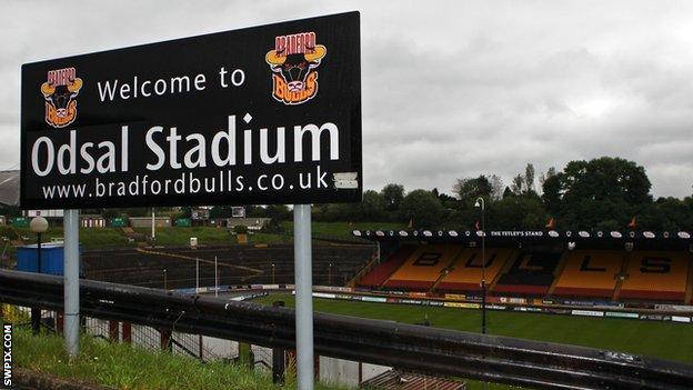 Odsal Stadium