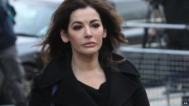 Nigella 'not proud of drug use'...