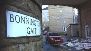 Bonnington Gait Pic: Morag Kinniburgh