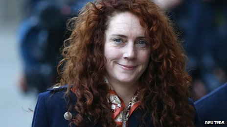 Rebekah Brooks file picture from 23/11