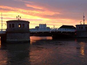Haven Bridge