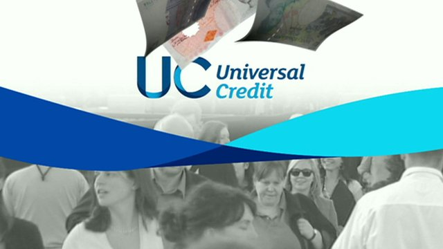 Universal Credit graphic