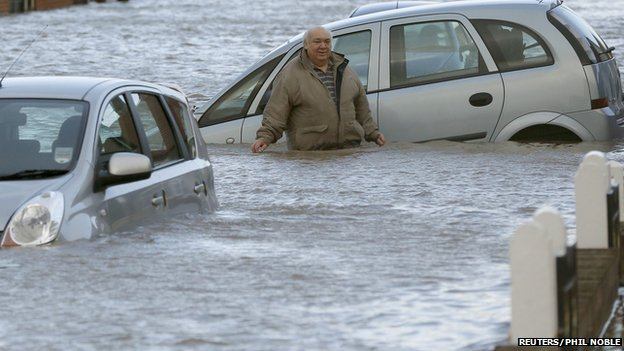 More flooding feared from high tides...