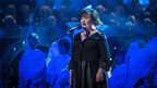 Susan Boyle at Big Sing, Royal Albert Hall
