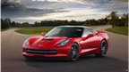 New GM Corvette