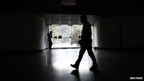 Venezuela blackout, November 2013