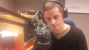 Graham Barnard, BBC Radio Norfolk