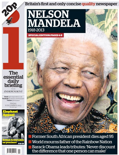 """essay on nelson mandela death But if needs be, it is an ideal for which i am prepared to die (""""nelson mandela"""",  abc-clio) despite the emotional speech, he was found guilty and sentenced to ."""
