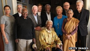 Mandela and the Elders