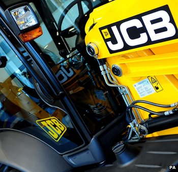 JCB announces plans for 2,500 jobs...