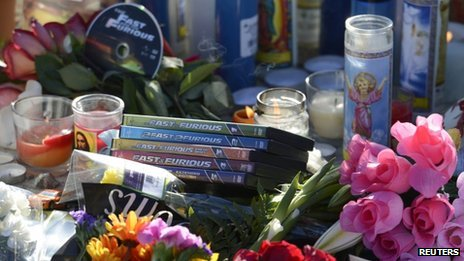 Tributes to Paul Walker