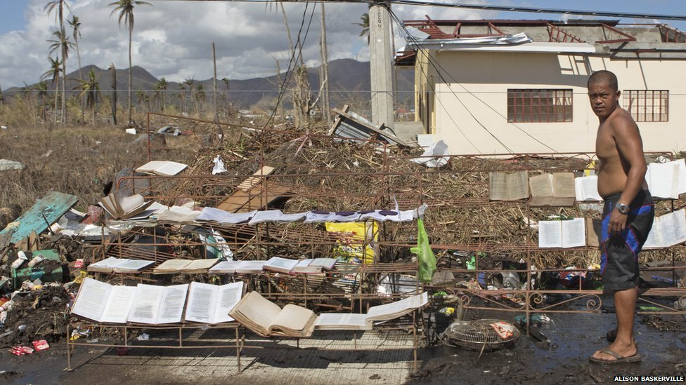 In pictures: These precious things after Typhoon Haiyan