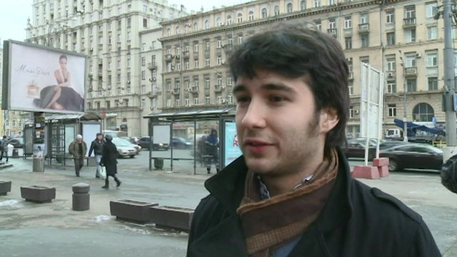 A Moscow resident on the death of Nelson Mandela