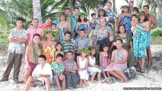 Jake Numanga family