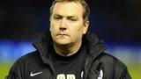 Barnsley caretaker boss Micky Mellon