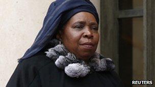 African Union chair Nkosazana Dlamini-Zuma