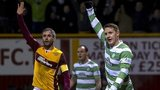 Kris Commons celebrates
