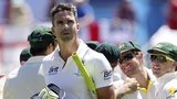 Kevin Pietersen falls to Peter Siddle