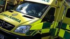 West Midlands Ambulance Service generic pic