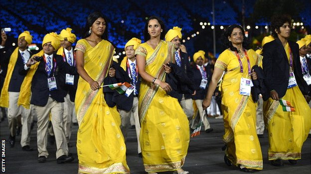 India face Olympic expulsion - IOC...