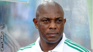 Nigeria coach Stephen Keshi cautious after draw