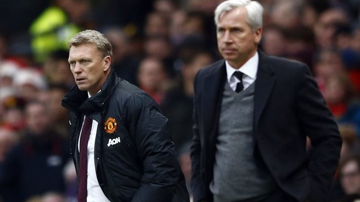 Moyes and Pardew