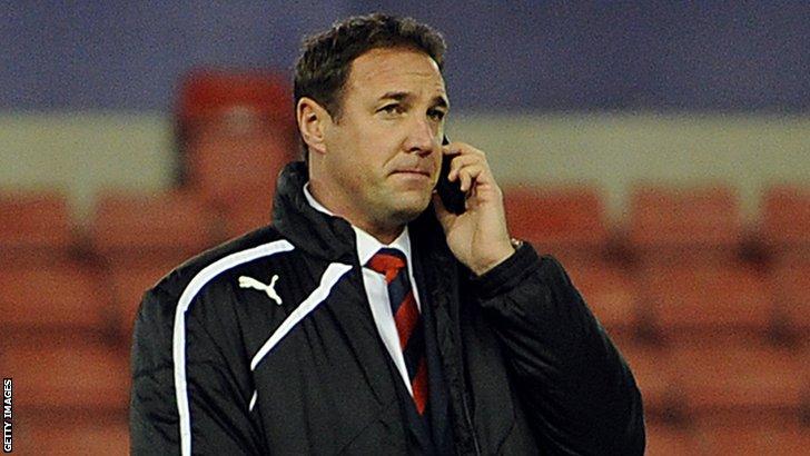 CArdiff manager Malkay Mackay