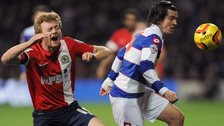 QPR v Blackburn