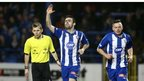 Eoin Bradley scored two goals for Coleraine in their Premiership defeat by Linfield