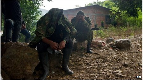 Car bomb killings blamed on Farc...