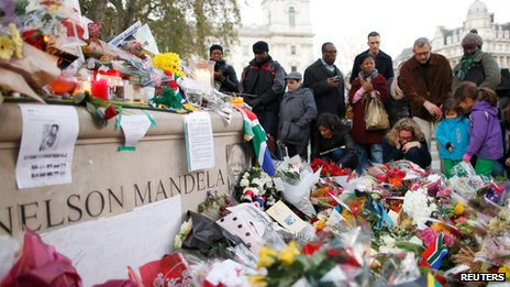 Church service to honour Mandela...
