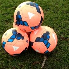 Official FA Cup matchballs