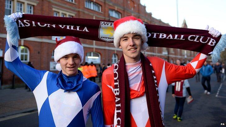 Fulham v Aston Villa (1330 GMT)