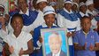 Celebrations for Nelson Mandela at East African Orphanage Church