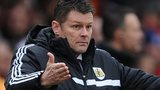 Bristol City manager Steve Cotterill