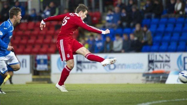 Highlights - St Johnstone 0-2 Aberdeen