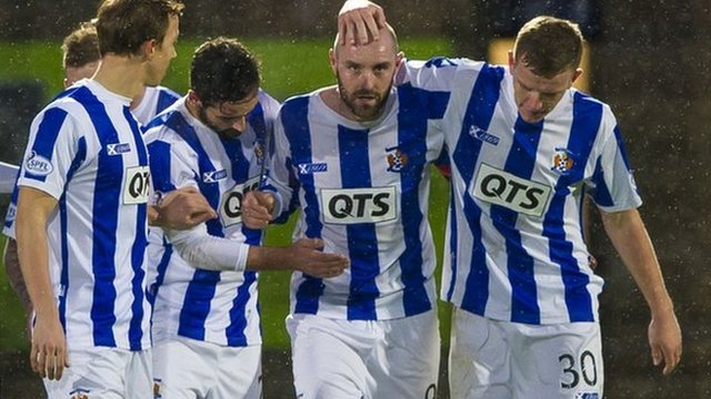 Highlights - Ross County 1-2 Kilmarnock