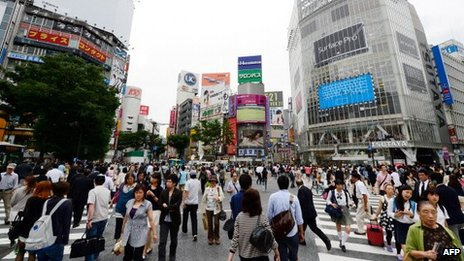 Japan's economic growth revised down