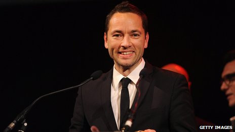 Sean Ellis at the British Independent Film Awards