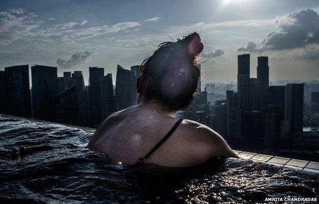 Singapore by Amrita Chandradas