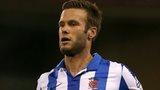 Hartlepool midfielder Andy Monkhouse