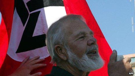 Eugene Terreblanche in 2004