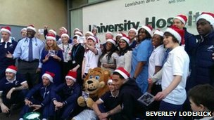 Lewisham Hospital Choir
