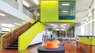 Waltham Forest College interior