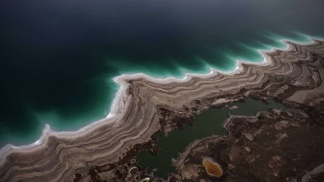 Deal will 'save' drying Dead Sea