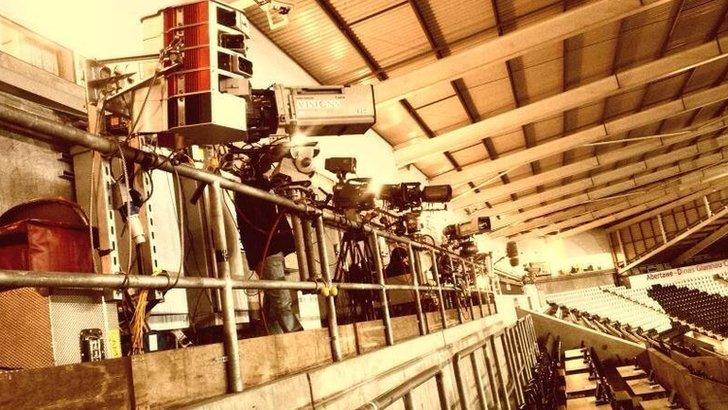 Swansea gantry