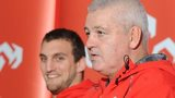 Sam Warburton and Warren Gatland