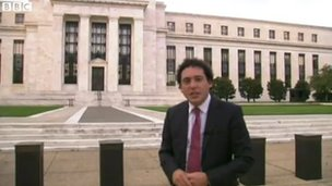 Simon Jack at the Federal Reserve