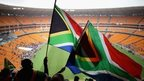FNB stadium ahead of Mandela memorial